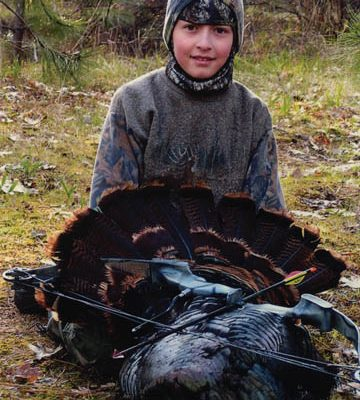 Josh's Josephine County turkey