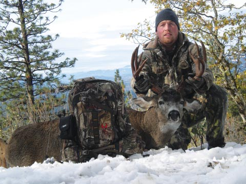 Tim's Rogue blacktail