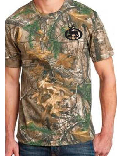 d82ff3cd296 OHA Short Sleeve Realtree Camo T-Shirt - Oregon Hunters Association  OHA