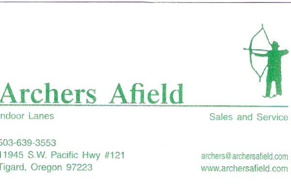 ArchersAfield